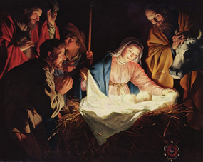 2020年 主の降誕(クリスマス)と神の母聖マリア ミサ(礼拝)ご案内